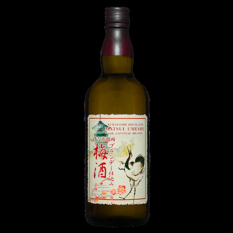 松井梅酒白兰地