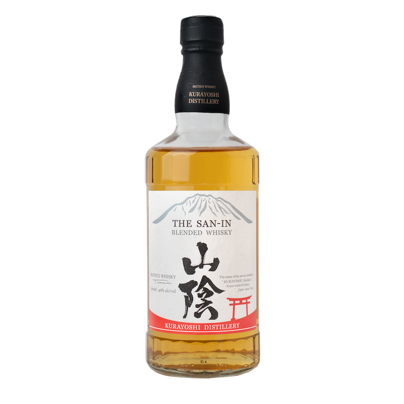 Blended Japanese Whisky「San-in」